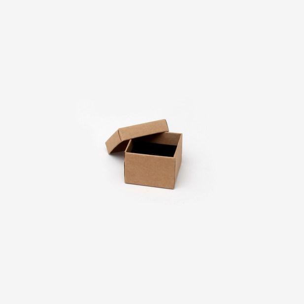 Kraft Ring Box