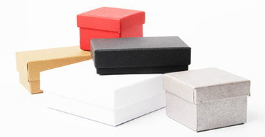 Jewellery Boxes for every type of jewelry.