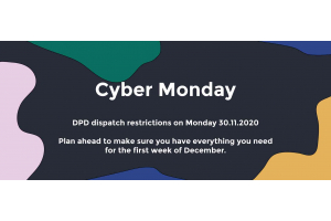 Cyber Monday DPD restrictions