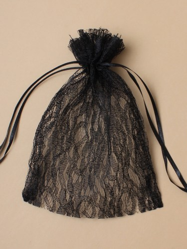 Lace Drawstring Bags