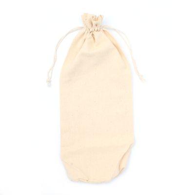 Size: 35x15cm cotton rich bottle gift bag.