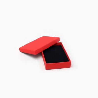 Size: 11x7x2.2cm Red gift box.