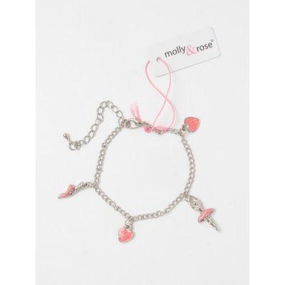 Ballerina Charm Bracelet.