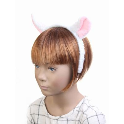 Lamb ears aliceband