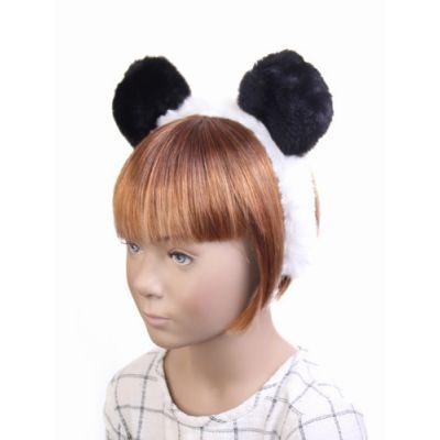 Panda ears aliceband
