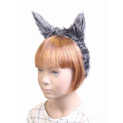 Werewolf ears aliceband.