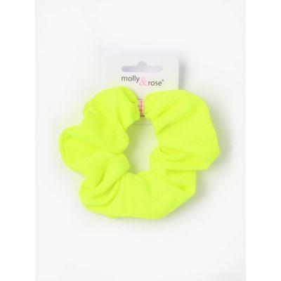 Regular - Neon waffle scrunchie. Dia11cm