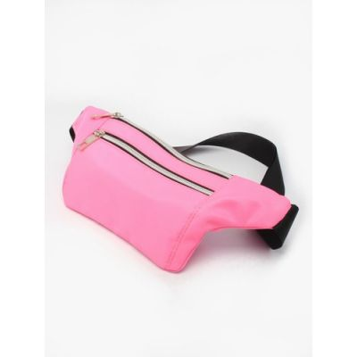 Neon Fabric bum bag.