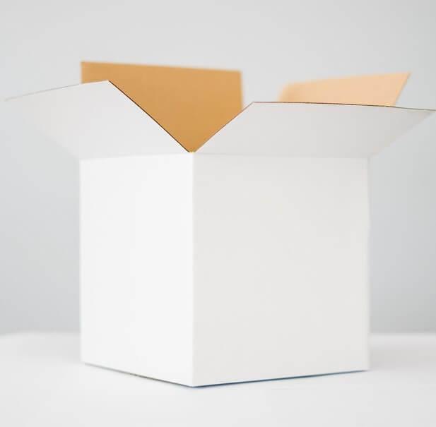 Cardboard Delivery Box