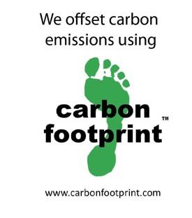 low carbon footprint